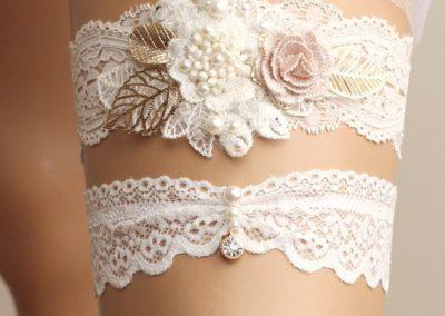 Cutom made garters