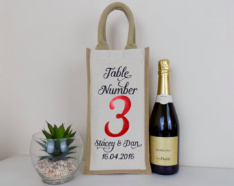 Personalised wine carriers